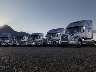 Volvo VNL lineup