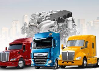 Camiones de Paccar Inc.