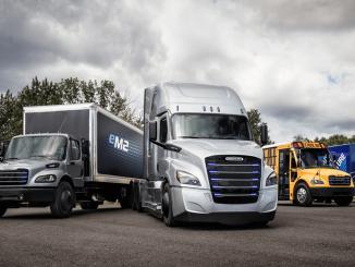 Daimler Trucks, vehículos eléctricos