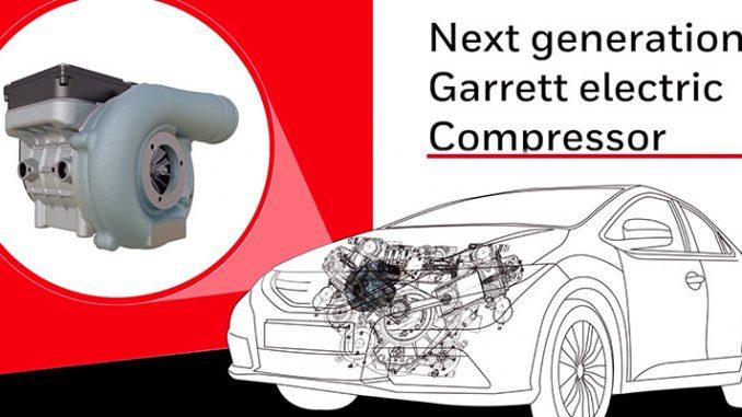 Garrett Motions crea turbos para eléctricos y diesel
