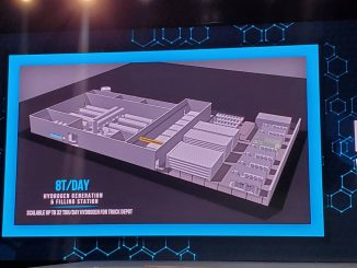 Nuevos centros de recarga de hidrogeno Nikola en el Nikola World 2019