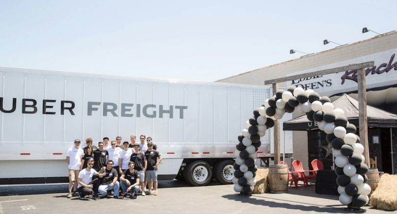 Uber Freight abre en Chicago