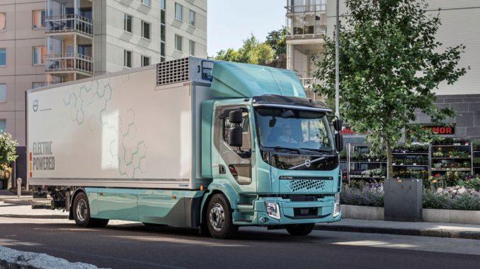 Volvo FL Hero, camión eléctrico