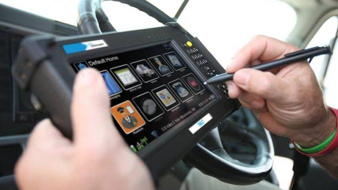Dispositivo ELD para camions