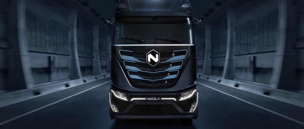 Nikola Tre Truck europeo